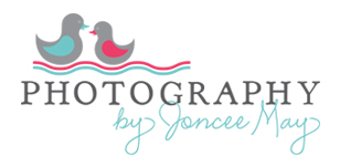 Photography By Joncee May logo